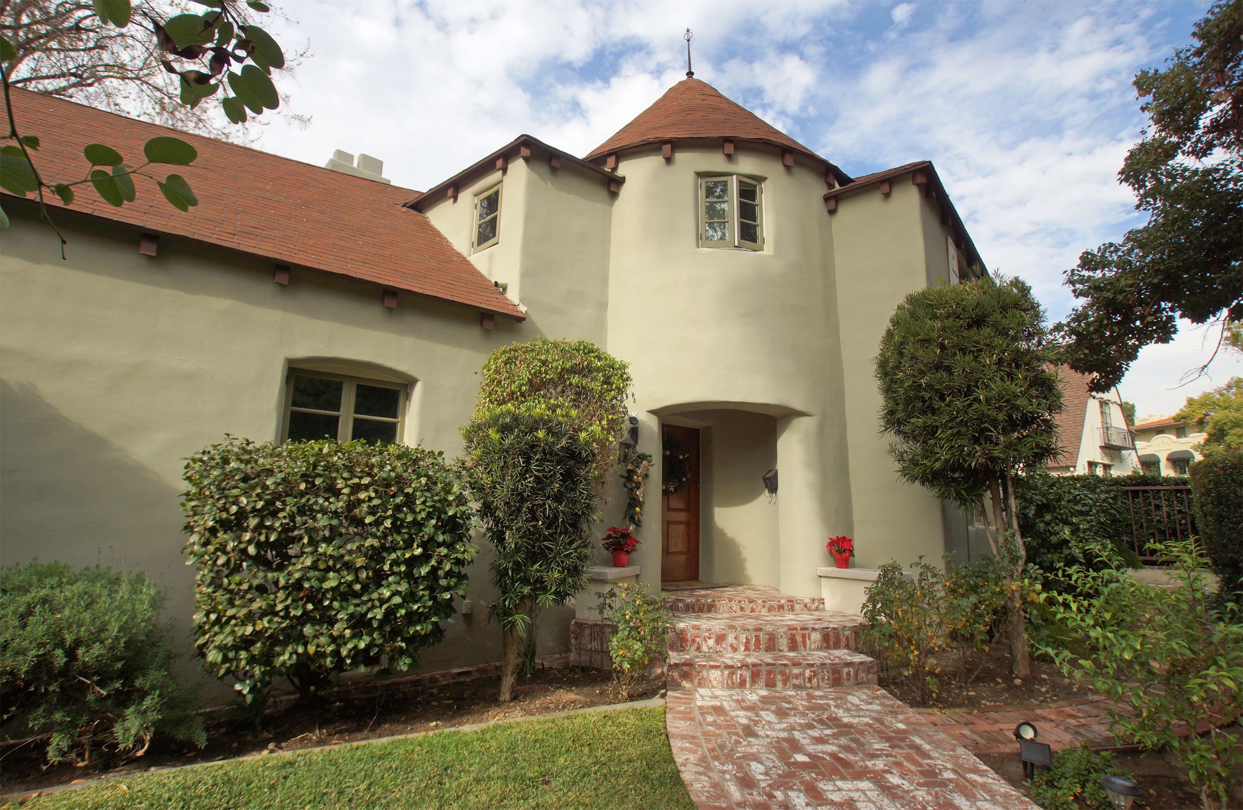 Wallace Neff Architecture Pasadena French Normandy