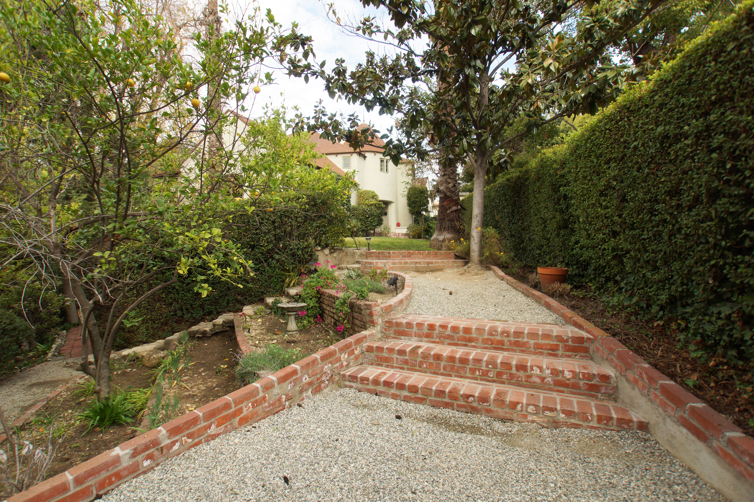 535 Prospect Terrace, Pasadena French Normandy Luxury home for lease ...