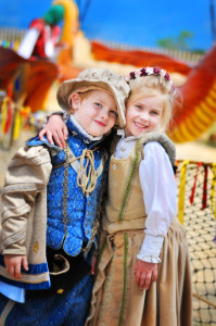 renaissance pleasure fair so cal kids