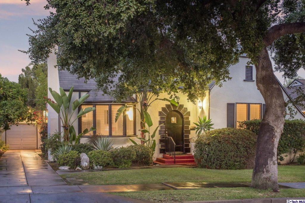 pasadena historic character homes for sale