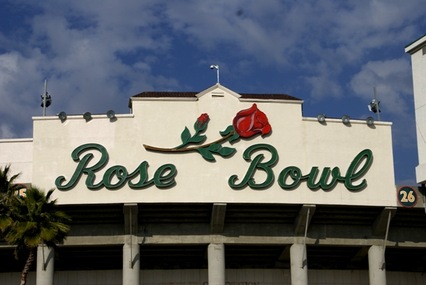 pasadena rose bowl