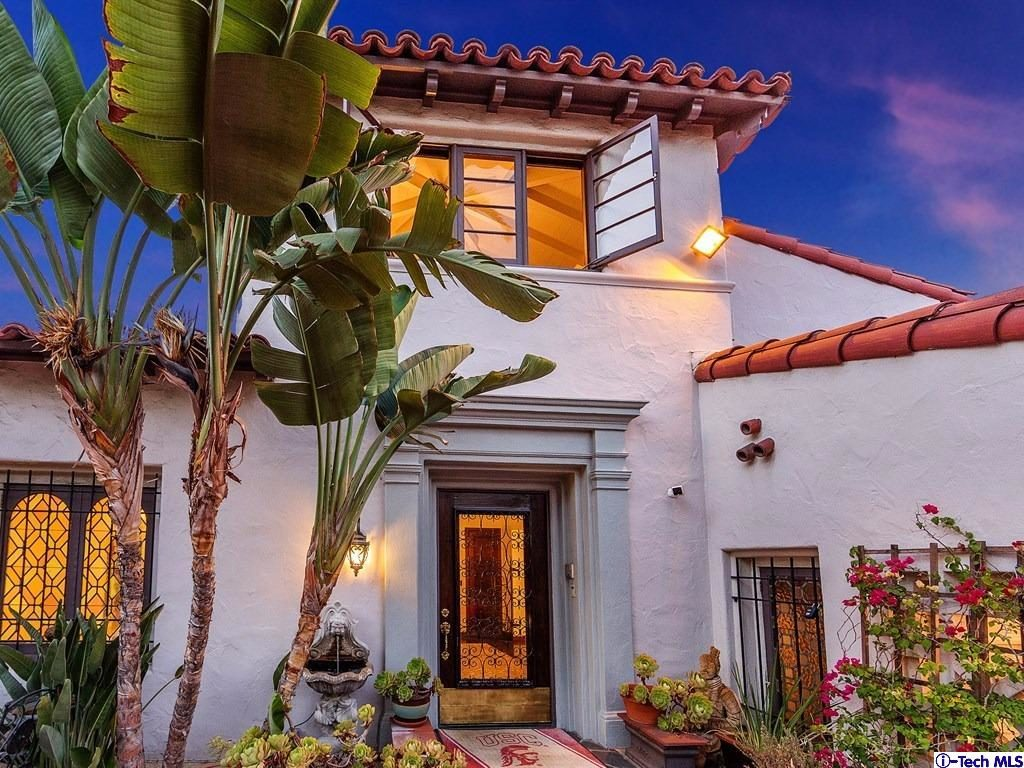 Paul Williams Spanish Architecture Pasadena Luxury